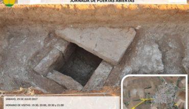 Jornada de puertas abiertas en le necrópolis visigoda redescubierta en Villamayor de Calatrava