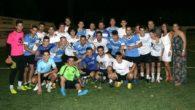 'Lápidas y Panteones Molinero' revalida el título del Torneo de Fútbol 7 de Almodóvar del Campo