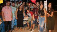 La concejala de Juventud, Carolina Molina visitó la feria de asociaciones juveniles del área de juventud del ayuntamiento de Miguelturra
