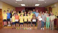 La Corporación Municipal de Argamasilla de Alba reconoce a los deportistas más destacados en la temporada 2016/17