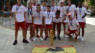 La selección española, con varios miembros de Daimiel, se proclama campeona de un torneo mundial de fútbol-6
