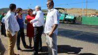 La travesía de Porzuna experimenta una mejora completa gracias a los más de 233.000 euros invertidos por el Gobierno de Castilla-La Mancha