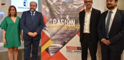 La vuela ciclista a España pasara en dos ocasiones por Castilla-La Mancha y una etapa terminará en Cuenca