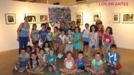 Los Talleres de Verano de Villanueva de los Infantes participan en una Gymkana cultural en el Museo 'El Mercado'