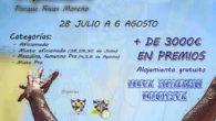 Presentado el XII torneo Miguelturra de voley-playa que se celebrará del 28 al 6 agosto