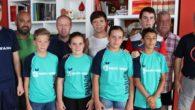 Reconocimiento al club de tenis de mesa de Alcázar tras subir al pódium en el campeonato de España