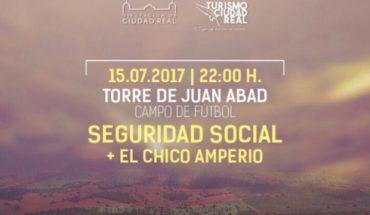 """Torre de Juan Abad será sede de la iniciativa """"Conciertos en la Naturaleza"""" el próximo sábado"""