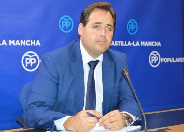 Francisco Núñez, diputado del PP