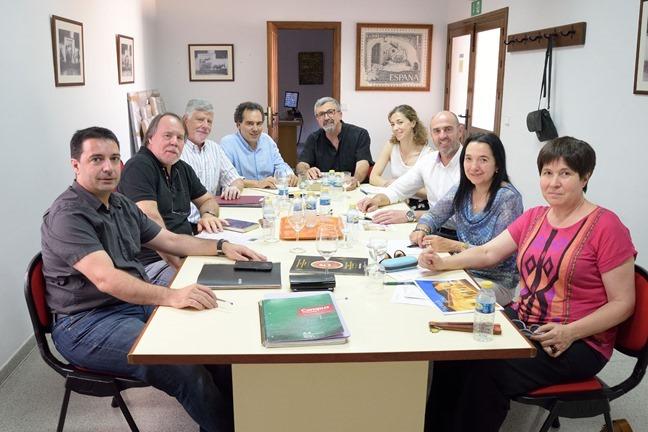 Reunion de la Comision del Coloquio Internacional