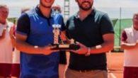 "Alejandro Ibáñez, de Puertollano,  gana el XXXII Open ""Ciudad de Linares"" de tenis"