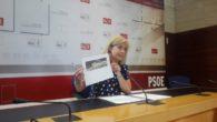 """Ana Isabel Abengózar: """"Exigimos a los dirigentes del PP que demanden a Rajoy y Cospedal un Tajo limpio y con caudal suficiente a su paso por nuestra región"""""""