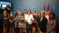 """Blanca Fernández: """"El PP ha utilizado el filibusterismo parlamentario para intentar torpedear la aprobación de unos presupuestos más sociales"""""""