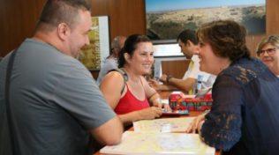 Castilla-La Mancha supera el millón de visitantes en el primer semestre del año y ocupa la segunda posición del país en crecimiento de viajeros extranjeros