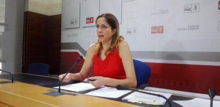 """Cristina Maestre: """"A pesar de las pataletas del PP, Castilla-La Mancha tendrá unos presupuestos mejores para seguir recuperando derechos perdidos con Cospedal"""""""