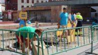 El Ayuntamiento de Alcázar de San Juan ampliará el parque infantil de la Plaza
