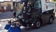 El ayuntamiento de Ciudad Real adquiere una nueva máquina barredora para mejorar la limpieza de la ciudad