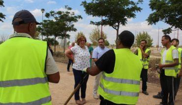 El Gobierno de García-Page ha invertido 960.000 euros en formar y dar empleo a los vecinos de Pedro Muñoz (Ciudad Real)