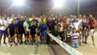 El torneo de Pádel Solidario a favor de la Asociación Española Contra el Cáncer de Almodóvar del Campo revalida su éxito