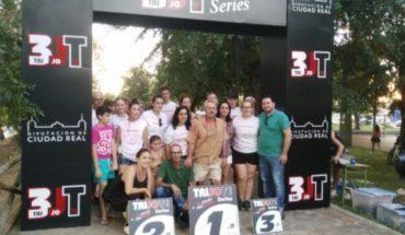 Gran éxito de participación en el Tricros de El Robledo organizado por la diputación