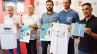 Homenaje a Pepín, Asensio y Los Chatos en el I Maratón de Fútbol Sala de Puertollano