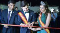 La Feria de Almagro arrancó con el pregón del almagreño Antonio Dotor y la proclamación de damas y zagales