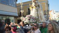 La Virgen de las Viñas llega a Tomelloso para presidir la Feria y Fiestas que se celebran en su honor del 24 al 30 de agosto La