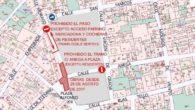 Las obras de semipeatonalización llegan el lunes a la plaza de Alfonso XIII de Manzanares