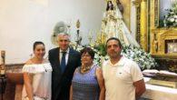 Retamar celebró sus fiestas patronales en honor de la Virgen de las Nieves