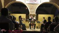 """Sublime actuación del Ensemble """"Bach a Tres"""" en el segundo concierto del X Festival Internacional de Música Clásica de Villanueva de los Infantes"""