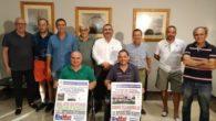Veteranos del Criptanense, Tomelloso y de la Selección de Castilla-La Mancha, unidos en un triangular benéfico de fútbol
