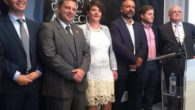 Acto de inauguración del Salón de Cuchillerías de Albacete y entrega de los premios del XXXVII Concurso Castilla-La Mancha de Cuchillería