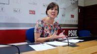 """Blanca Fernández: """"El PP tiene miedo a García-Page porque fue quien desalojó a Cospedal y ha devuelto las inversiones a esta tierra"""""""