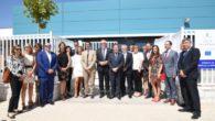 Caballero destaca la colaboración institucional en la inauguración del colegio Divina Pastora de Manzanares
