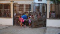 Casi mil alumnos han vuelto hoy a las aulas en los tres colegios de Almagro