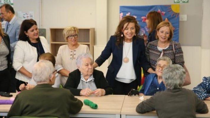 Castilla-La Mancha dedica 9.294 euros anuales a cada persona en situación de dependencia, frente a los 8.349 euros de media en España