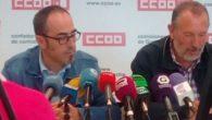 CCOO CLM emplaza al Gobierno regional y al empresariado a adoptar medidas específicas ante la lacra de la siniestralidad laboral en Guadalajara