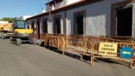 Comienzan las obras de renovación de redes de agua en la calle Luis Marín de Tomelloso