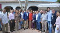 Cospedal resalta la unidad de España y lamenta que Castilla-La Mancha tenga un vicepresidente a favor del referéndum catalán