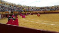 Curro Díaz y Diego Urdiales ofrecen una gran tarde con una seria corrida en Almodóvar del Campo