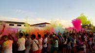 """Daimiel celebro en el marco de sus fiestas el festival """"Magic of Colors"""""""