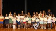 El ayuntamiento de Miguelturra, a través de la Biblioteca Municipal, entrega los premios del VI concurso de lectura en verano