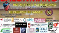 El Balonmano Atlético Puertollano arranca este sábado un nuevo ciclo en su feudo