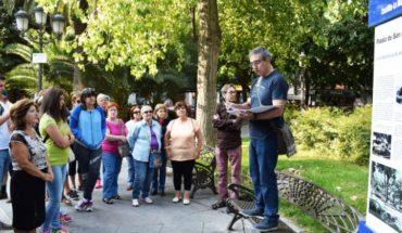El valor hidrogeológico del agua agria en una ruta urbana en la Semana de Movilidad