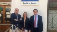 """""""Firme compromiso"""" del Gobierno de Castilla-La Mancha para acometer importantes mejoras en el centro de salud de Santa Cruz de Mudela"""