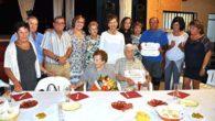 La consejera de Bienestar social asiste al homenaje a las personas de mayor edad en Argamasilla de Calatrava