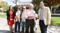 La Diputación colabora con la Asociación Provincial de Familiares de Enfermos de Alzheimer