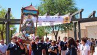 La virgen de Peñarroya volvió para cuatro meses a La Solana