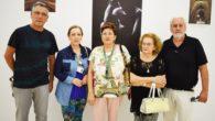Las miradas solidarias de Venturas Huertas en el Museo Municipal de Puertollano