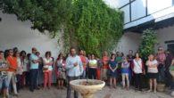 Más de 300 personas conocieron la historia y el arte de Almagro a través de sus patios