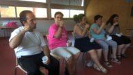 Pacientes con discapacidad y cuidadores de Alcázar de San Juan reciben formación individualizada en higiene bucodental